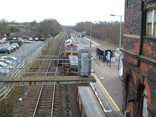 Water Orton Rail Station