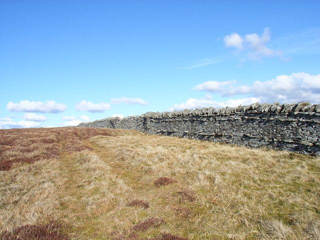 Wall on Calvert End