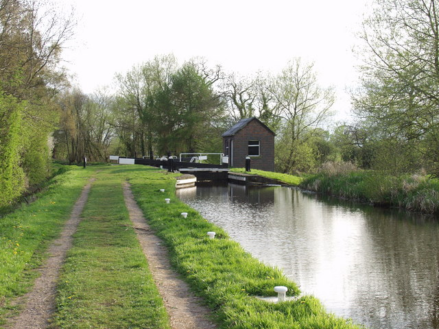 Montgomery Canal, Aston bottom lock