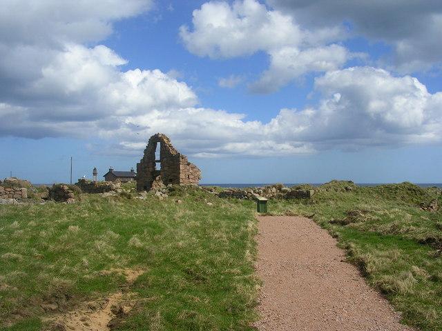Ruins of Boddam Castle