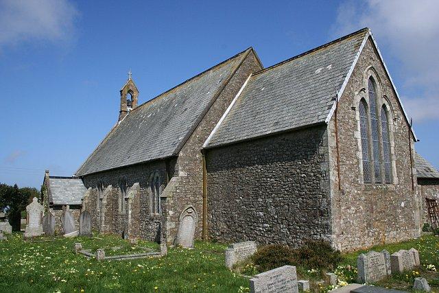 Church at Four Lanes