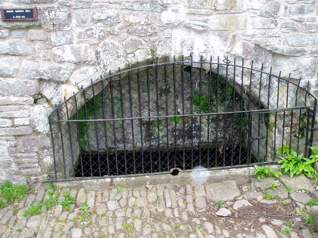 Bishop Gower's Well