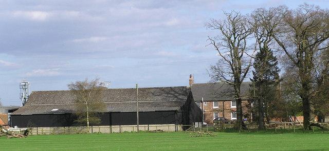 Steadfield House Farm.
