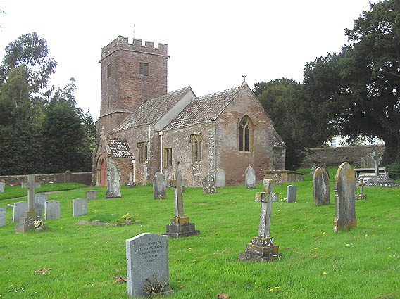 St. Giles church, Thurloxton