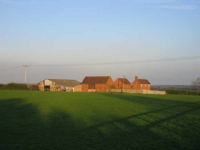 Farm on The Campion Hills