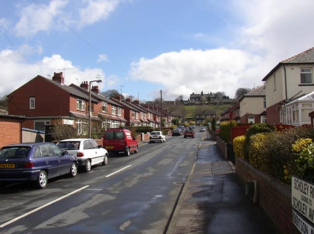 Scholey Road, Rastrick