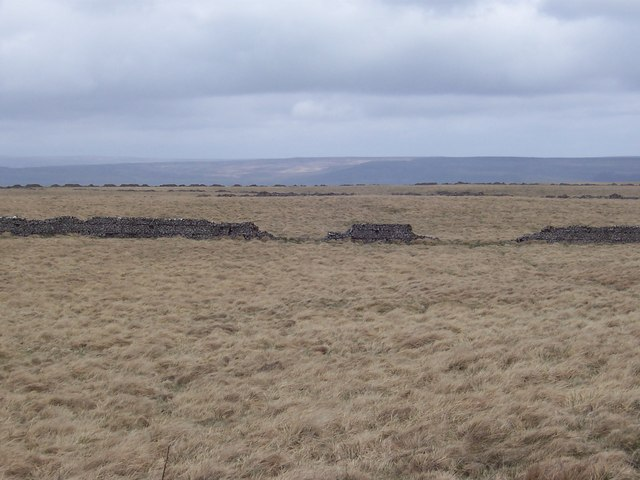 Abandoned Walls on Stake Fell