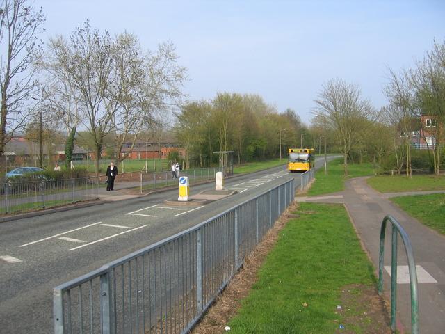 Busway, Church Hill