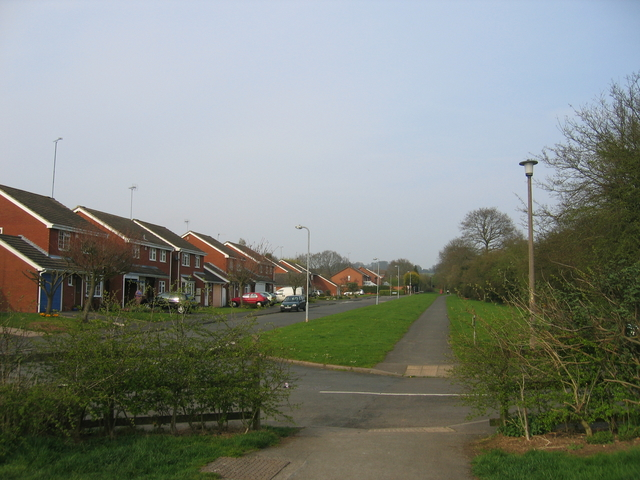Rush Lane, Redditch