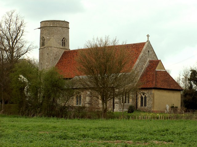 St. Peter & St. Paul's church, Bardfield Saling, Essex