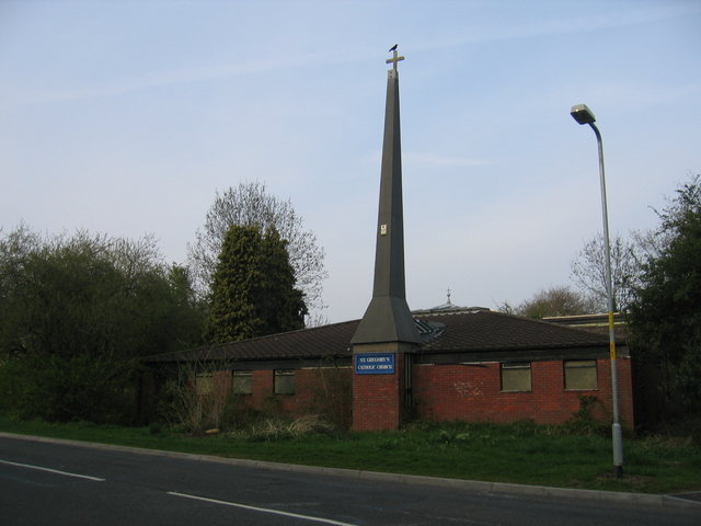 St Gregory's Catholic Church