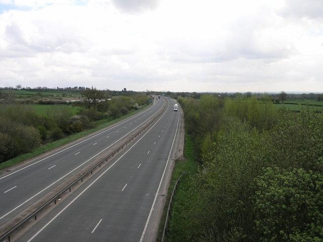 A50 East