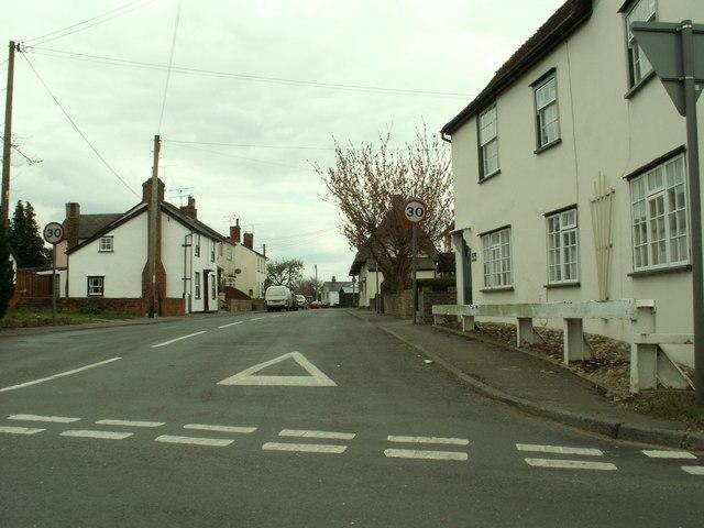 Bran End, Essex
