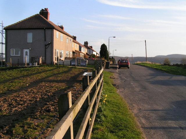 Brown Edge Road