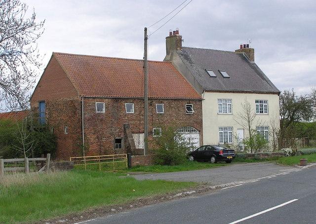 Plantation House.