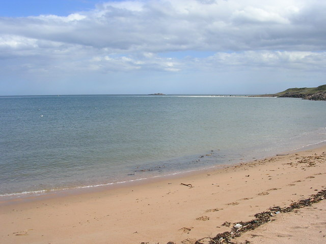 Beach at Sandford Bay