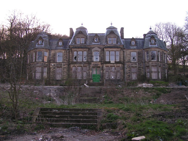 Wye House, Buxton