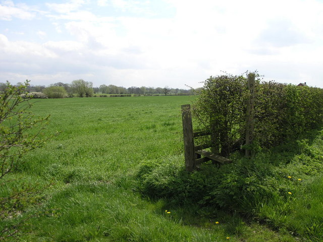 Green Footpath