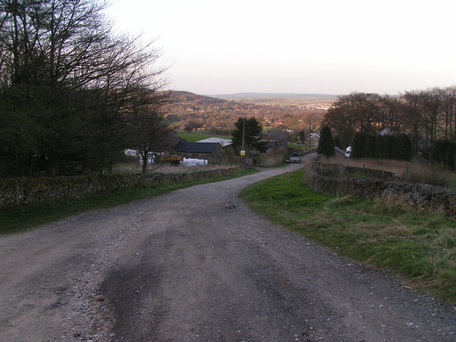 Macclesfield Old Road, Burbage