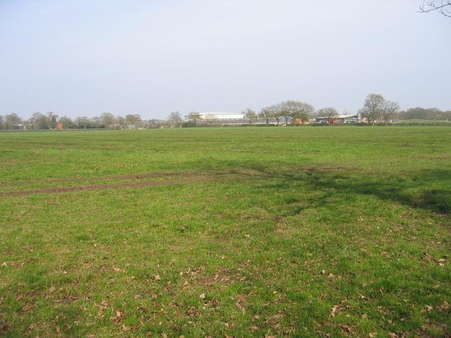 View towards Seafield Farm