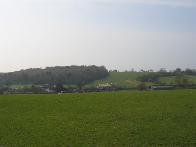 View from near Hill Farm