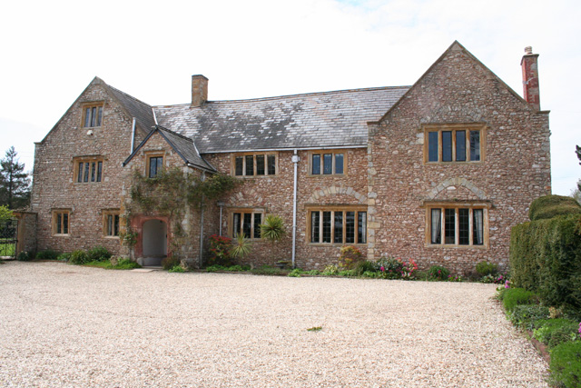 West Buckland: Gerbestone Manor