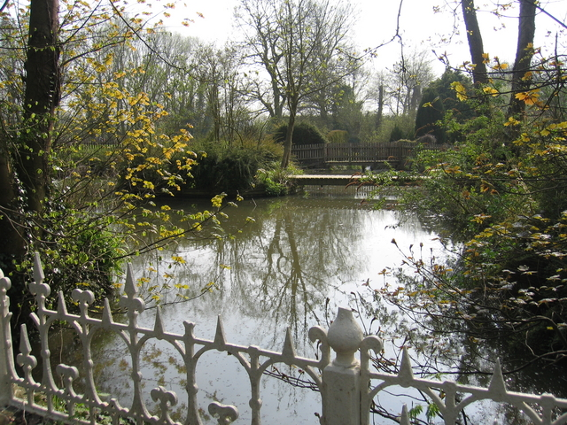 Pond at Beoley