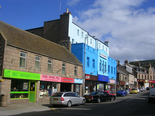 Queen Street, Peterhead