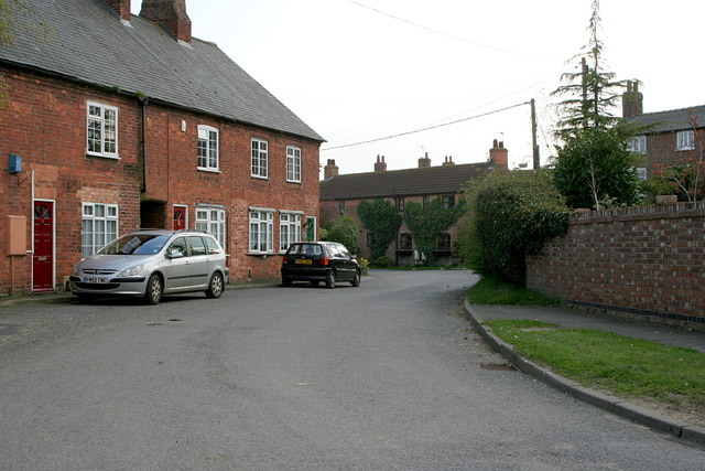 Middle Street, Nether Broughton