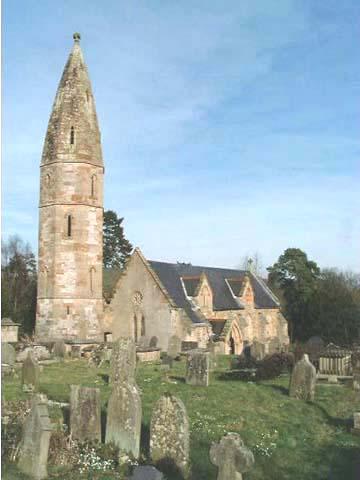 St. Michael's Church, Llanyblodwel