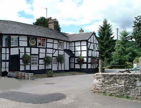 The Horseshoe Inn, Llanyblodwel