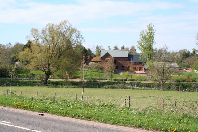 Wiveliscombe: barns at Hillacre Farm