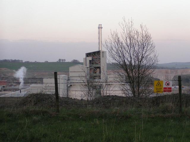Tunstead Quarry