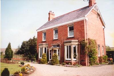 Weston House, Narrow Lane, Gresford 1879-2002