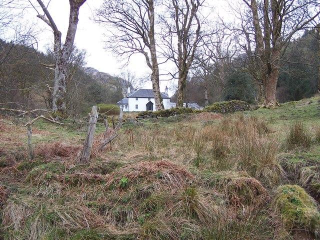 Loch Eck, Bernice Farm