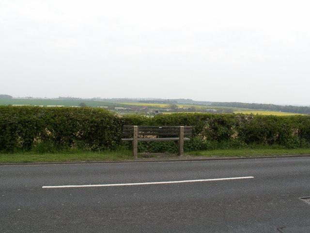 Kiln Road Seat