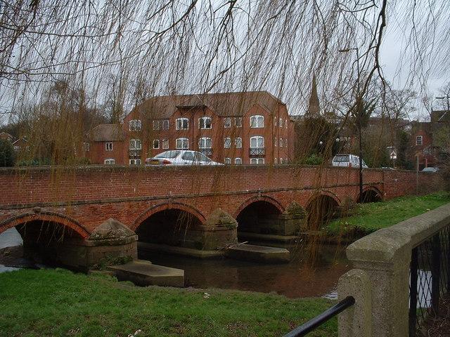 Cole End Bridge