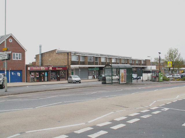 Highland Rd Shops and Remember