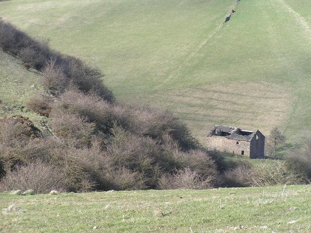Barn, Cowlow Lane
