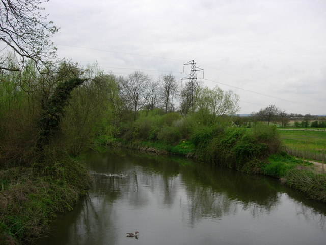 River Medway near Tonbridge