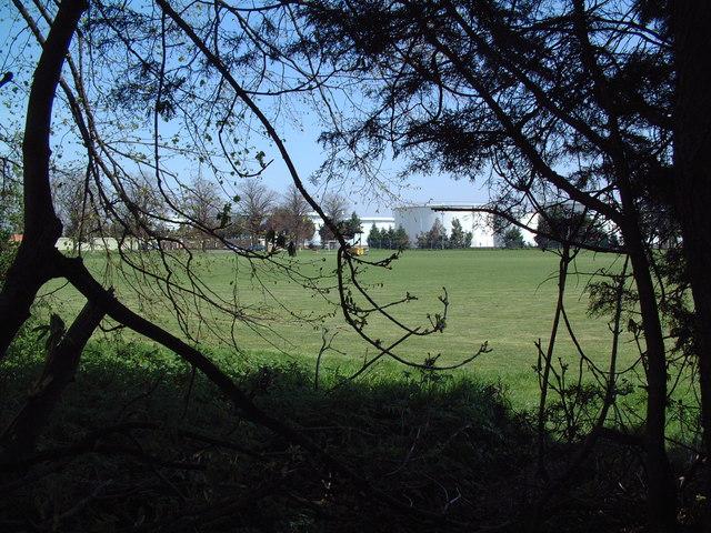 Playing Fields off Short Lane