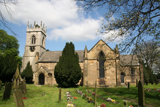 St.Michael's church, Rossington