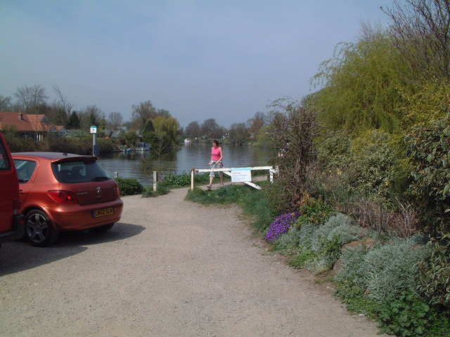 The Thames at Laleham