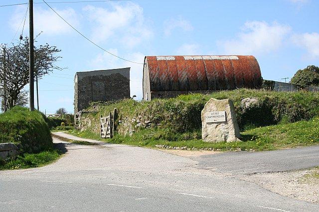 Farm Buildings near Carnmenellis