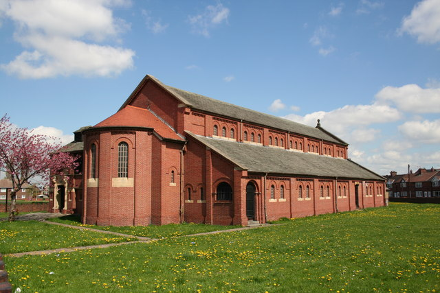 Church of St.Luke the Evangelist, New Rossington