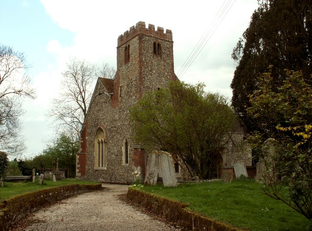 St. Mary the Virgin church, Lindsell, Essex