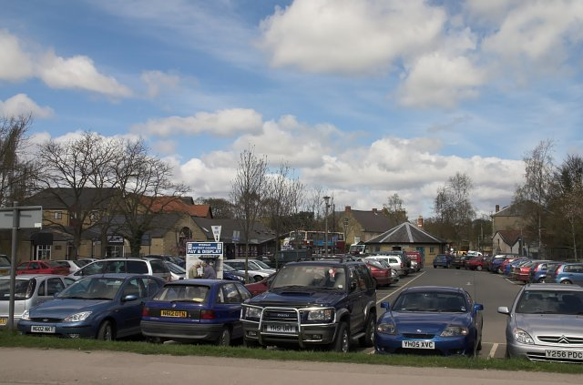 Car Park in Pickering