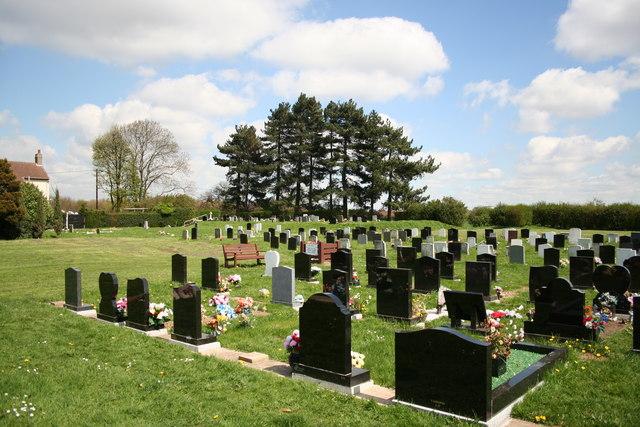 New Rossington Cemetery