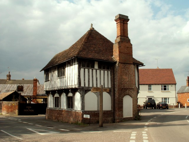 The Moot Hall, Steeple Bumpstead, Essex