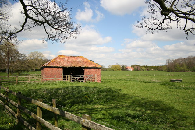 Farmland at Serlby